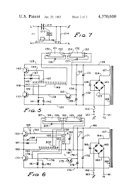 patent us4370600 two wire electronic dimming ballast for