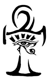 eye of horus ankh elaxsir