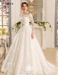 lace wedding dress with jacket lace wedding dresses with jacket sleeve glitter beaded boat