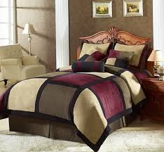 Brown Queen Size Comforter Sets Queen Size Comforter Sets Cheap Home Design Ideas