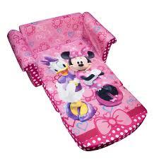 Mickey Mouse Fold Out Sofa Marshmallow Fun Co Children U0027s 2 In 1 Flip Open Foam Sofa Disney