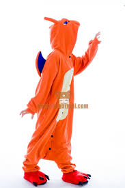 Charizard Pokemon Halloween Costume Pokemon Charizard Kigurumi Costume 4kigurumi