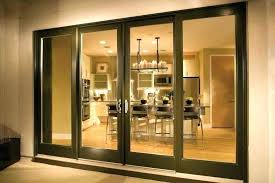 Sliding Patio Door Ratings Oversized Glass Doors Matano Co