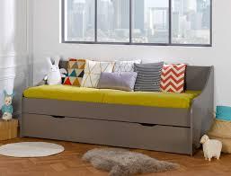 lit canapé gigogne lit banquette 80x180 maison et mobilier d intérieur