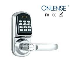 Keypad Interior Door Lock Interior Keypad Door Locks Image For Battery Operated