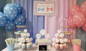 gender reveal party 12 gender reveal party food ideas will make it more festive