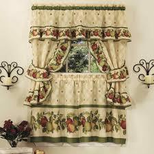 Kitchen Curtains At Walmart Kitchen Curtains Walmart Adeal Info