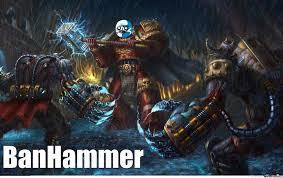Ban Hammer Meme - only one can have the ban hammer by recyclebin meme center