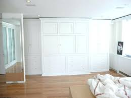 built in cabinets bedroom built in storage wall probeta info