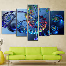 Canvas Painting For Home Decoration by Aliexpress Com Buy Modern Oil Painting Canvas Print Landscape
