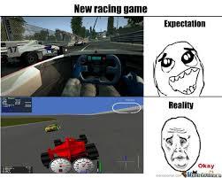 Racing Memes - racing game by llachim meme center