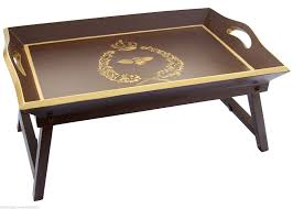 Folding Bed Tray Trays Napoleonic Bee Wooden Bed Tray With Folding Legs