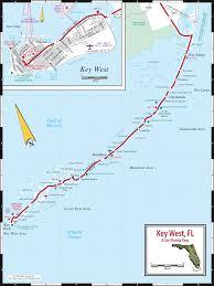 West Florida Map by Key West U0026 Florida Keys Map