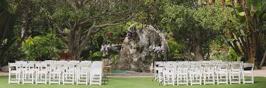 outdoor wedding venues san diego paradise falls san diego outdoor garden wedding venue