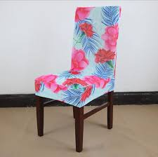 Dining Table Chair Covers Aliexpress Com Buy Peacock Home Dining Table Chairs Cover Cloth