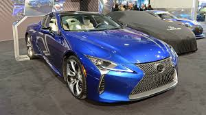 lexus lcs for sema inspired by blue morpho butterfly marvel u0027s