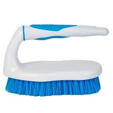 bulk scrub buddies soft grip handled scrub brushes at dollartree
