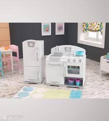 kidkraft retro kitchen white home and interior