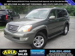 lexus extended warranty cost 2006 lexus gx 470 4dr suv 4wd in raleigh nc auto sales