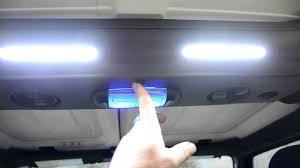 jeep wrangler map light replacement 2015 jeep jk interior light upgrade youtube