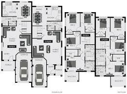 duplex house plans with garage one story duplex house plans arcgitectural design modern designs