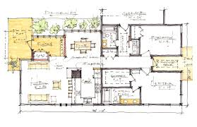 Awesome One Story House Plans One Story Craftsman Style House Plans Hahnow