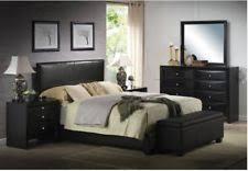 Bedroom Set King Size Bed by King Bedroom Set Ebay