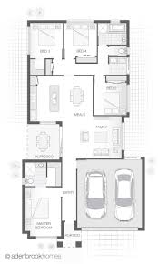 32 best house plans images on pinterest home design floor plans from 4 bedrooms 2 bathrooms 2 car garage with zones of distinct purpose the hunter is designed around a central living space