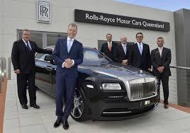 rolls royce gold rolls royce motor cars chooses queensland u0027s gold coast as location