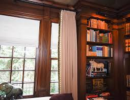 Wool Drapes Custom Camel Toned Wool Drapes By Victoria Hagen The Local Vault