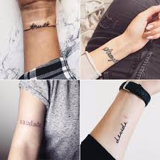 Saudade Tattoo Ideas One Word Tattoos Popsugar Smart Living