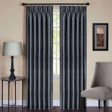 Pinch Pleated Sheer Draperies Sheer Black Curtains U0026 Drapes Window Treatments The Home Depot
