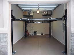 home garage car lift attitude four post car lifts single u0026