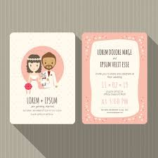 free sle wedding invitations wedding invitation vector free