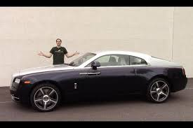 here s what you get with a 350 000 rolls royce wraith autotrader
