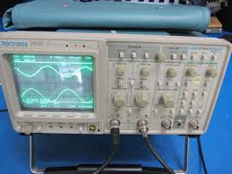 tektronix 2430 digital oscilloscope with manual very clean pass