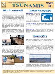 tsunamizone org get ready california