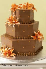 en iyi 17 fikir orange hexagon shaped wedding cakes pinterest u0027te