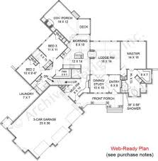ashville cottage rustic home plans mountain home plans