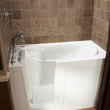 Walk In Bathtubs For Elderly Walk In Baths By American Standard A More Accessible Secure Way