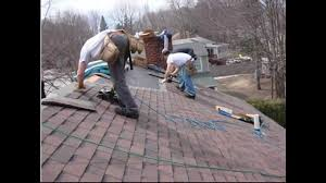 Roofing A House by How We Re Roof Your Home In One Day Youtube