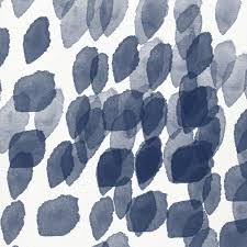 blue and white painting indigo rain abstract blue and white painting mixed media by linda woods