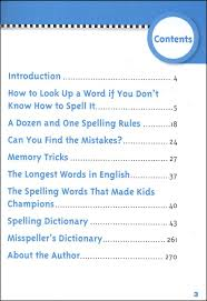 scholastic dictionary of spelling 009489 details rainbow