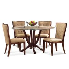 marble top dining room sets walkin samongus global d88dt 5 piece