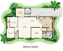 Florida Floor Plans For New Homes Melissa Fp Jpg