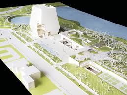 the obama presidential center pioneers a new approach to the