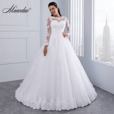 wedding dress sashes miaoduo gown wedding dresses 2018 new detachable lace