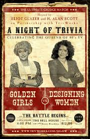 event recap golden girls vs designing women trivia night trivworks