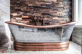 Rustic Modern Bathroom A Rustic And Modern Bathroom