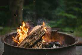 Wood Burning Firepit by Wood Burning On Fire Pit During Daytime Free Image Peakpx